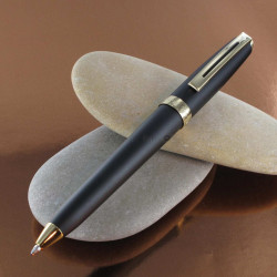 "Stylo Bille Sheaffer® ""Prélude"" Satin Noir Doré"