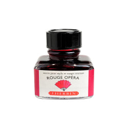 Flacon d'encre Rouge Opéra 30 ml J. Herbin®