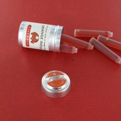 Cartouches d'encre J. Herbin® Orange Indien Boite de 6