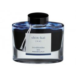 Flacon d'encre Bleue Shin-Kai 50 ml Iroshizuku Pilot®