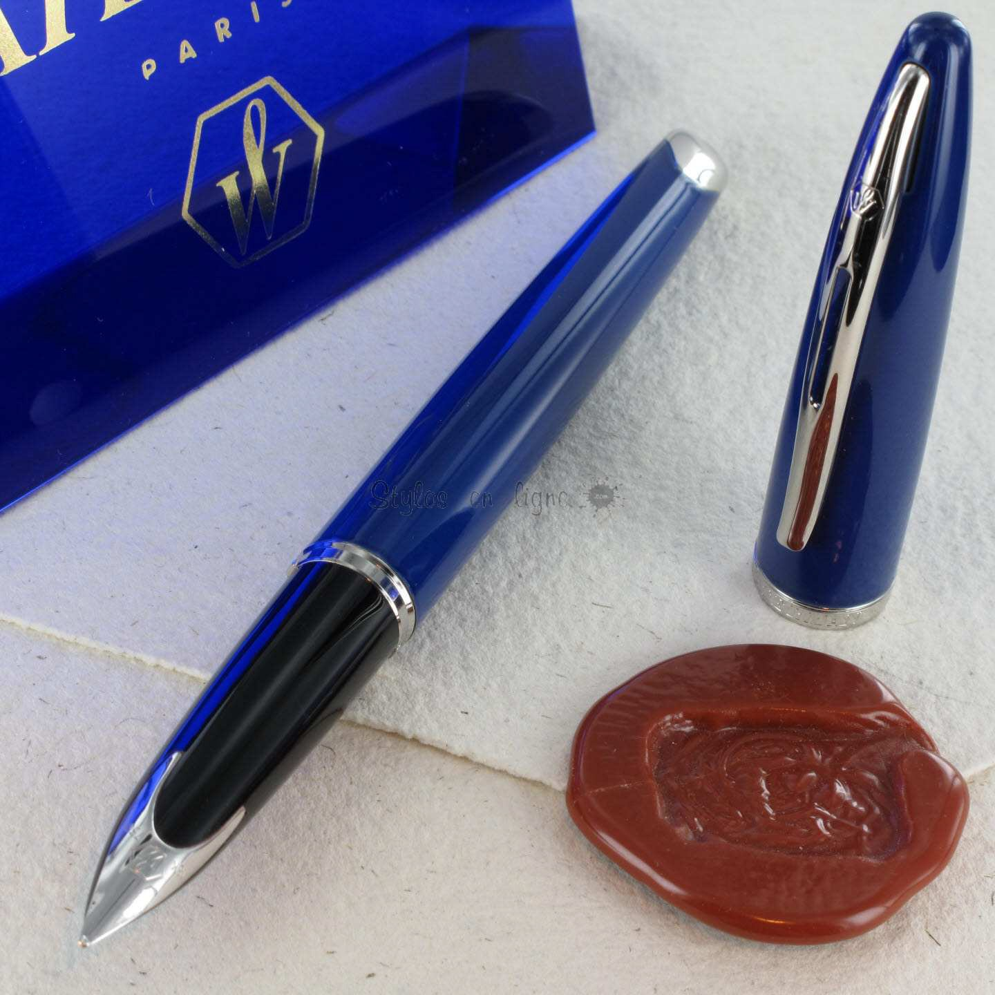 stylo waterman carene
