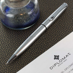 Stylo Bille Diplomat® Esteem Mat Chrome