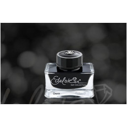 Flacon d'encre Noire Onyx 50 ml Edelstein Pélikan®