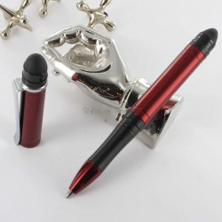 "Stylo Bille Fisher Space Pen® ""Tec Touch"" Rouge Alu Stylus"