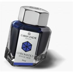 Flacon d'encre Bleue-Idyllic 50 ml Caran D'Ache®