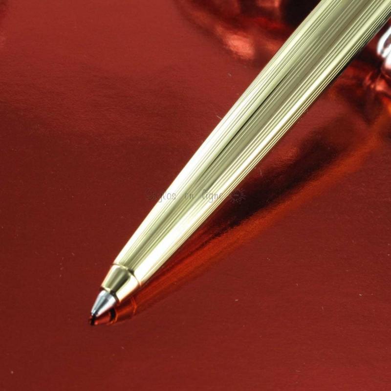 stylo bille metal