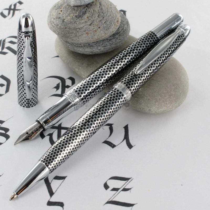 parure de stylos plume bille enzo varini maggiore ipen2. Black Bedroom Furniture Sets. Home Design Ideas