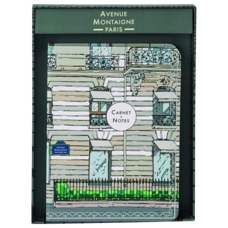Carnet de Notes Avenue Montaigne®