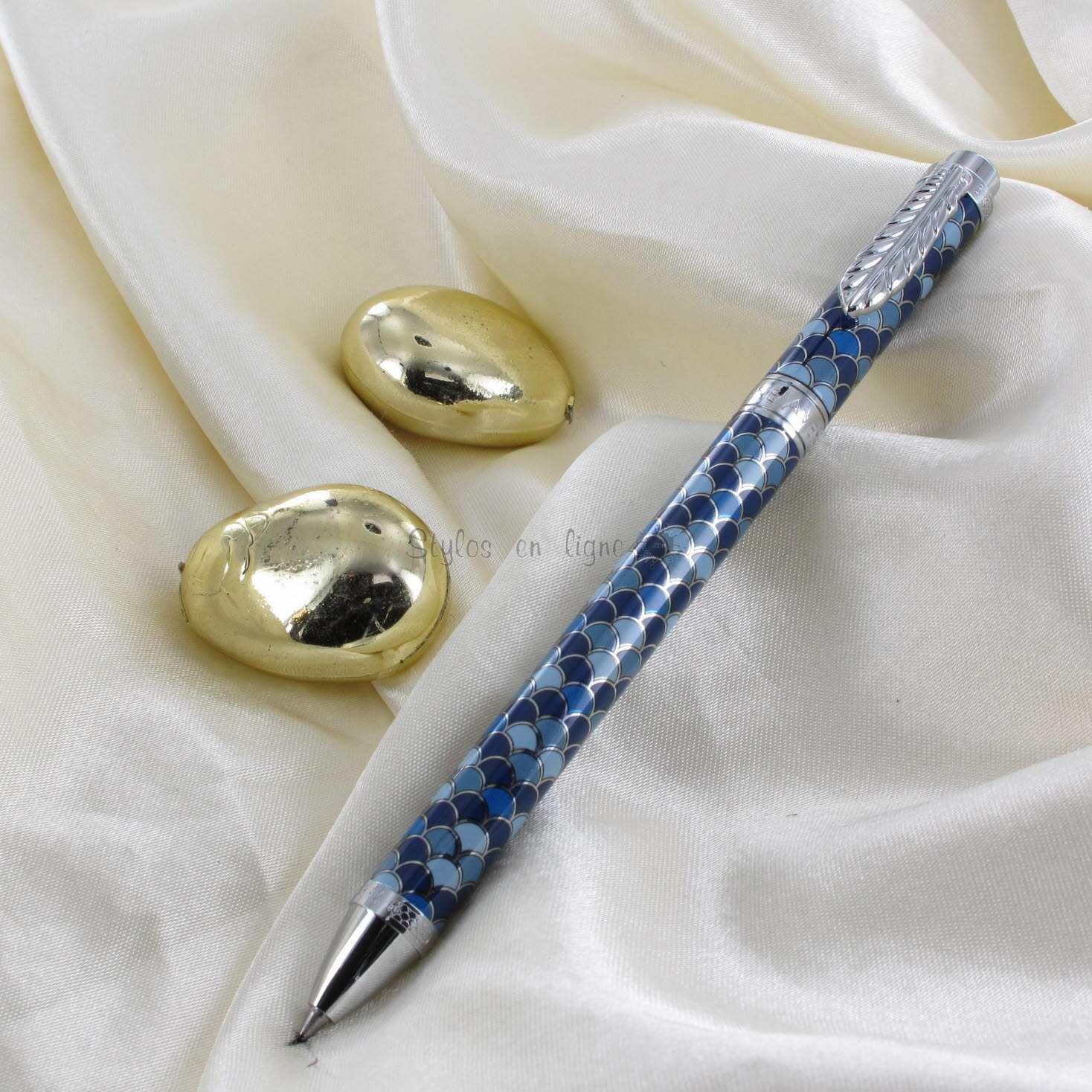 recharge stylo mont blanc lyon