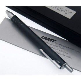 "Stylo Roller LAMY® ""SWIFT"" Finition laque anthracite mat"