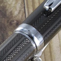 Stylo Bille Hugo Boss® Bold® Gun Chrome