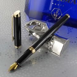Stylo Plume WATERMAN® Hémisphère Noir Brillant GT