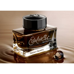 Flacon d'encre Brune Smoky Quartz 50 ml Edelstein Pélikan®