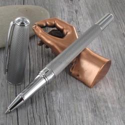 Stylo Roller Hugo Boss® Essential® Mat Chrome