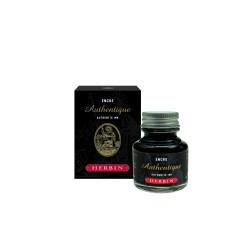 Flacon d'encre Noire Authentique 30 ml J. Herbin®