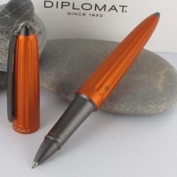 Stylo Roller Diplomat® AERO Orange