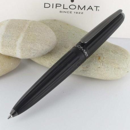 Stylo Bille Diplomat® AERO Noir