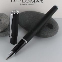 Stylo Roller Diplomat® Traveller Lapis Noir