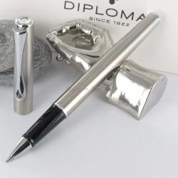 Stylo Roller Diplomat® Traveller Acier