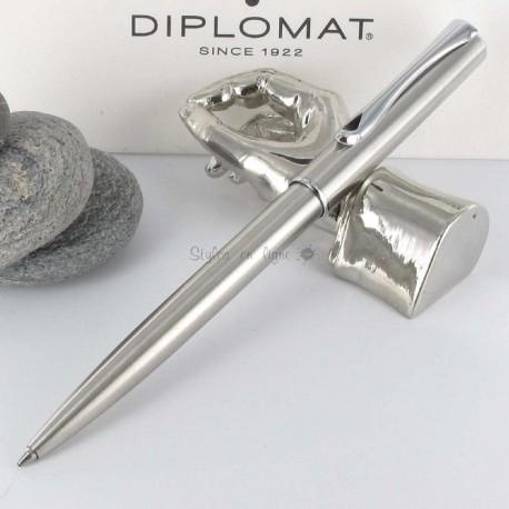 Stylo Bille Diplomat® Traveller Acier