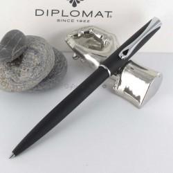 Stylo Bille Diplomat® Traveller Lapis Noir