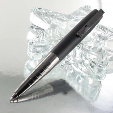 "Stylo Bille Faber Castell® ""Loom Gunmetal"" Brillant"