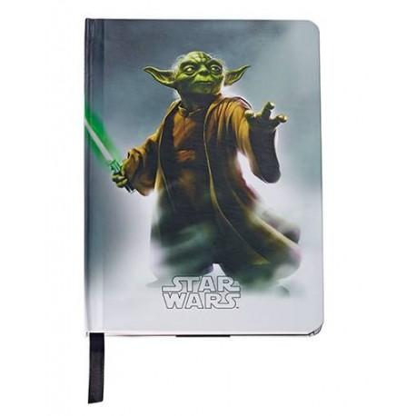 Moyen Carnet Sheaffer® Star Wars Yoda
