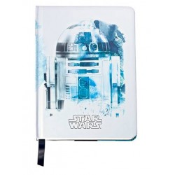 Moyen Carnet Sheaffer® Star Wars R2-D2