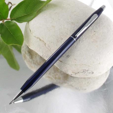 Portemine 0,7 mm Cross® Classic Century Laque Bleue Translucide