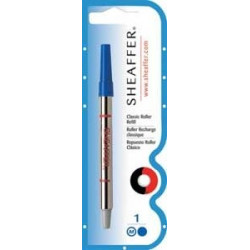 Lot de 10 Recharges ROLLERS Sheaffer® Bleues
