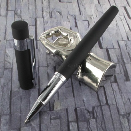 Stylo Roller Hugo Boss® New Loop® Noir