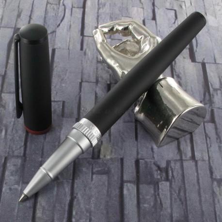 Stylo Roller Hugo® Gear® Black