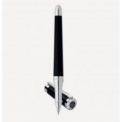 Stylo Roller ST Dupont® Liberté Laque Noire