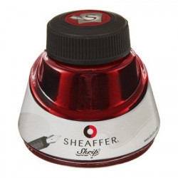 "Encrier ""Rouge"" Sheaffer® Skrip 50 ml"