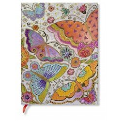 Carnet Paperblanks® Papillons Flexi Ultra Ligné