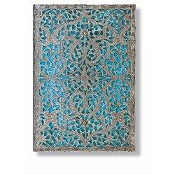Répertoire Paperblanks® Maya Bleu Midi