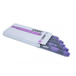 Lot de 10 Boites de Cartouches Violettes LAMY® (T 10)