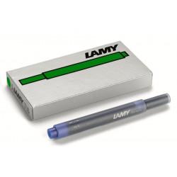 Lot de 10 Boites de Cartouches Vertes LAMY® (T 10)