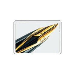"Bloc Plume Sheaffer® (Medium) ""Or"" Collection Valor®"