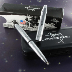 Stylo Bille Fisher Space Pen® Pocket - Mercury -