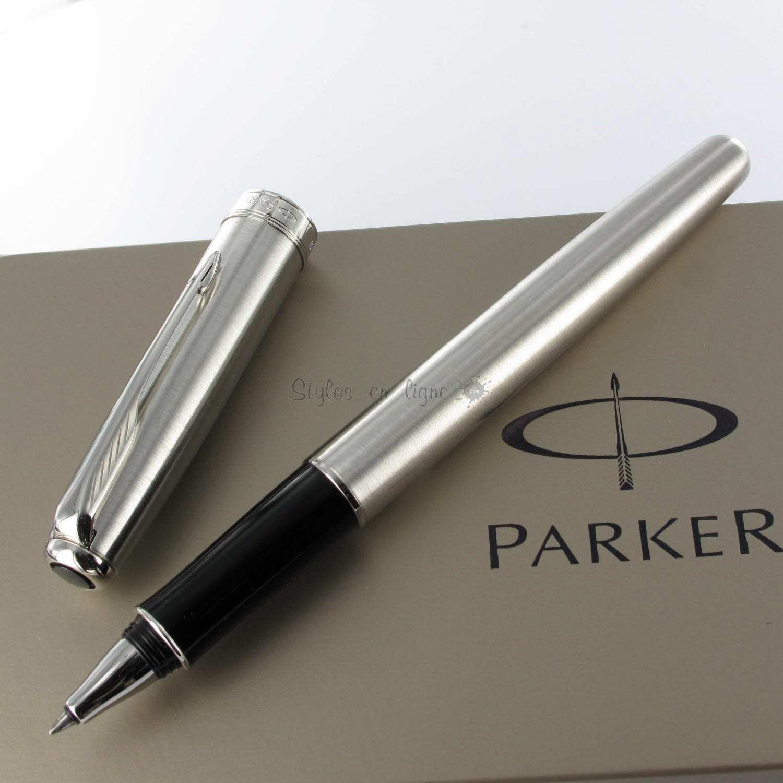 stylo bille parker sonnet acier ct