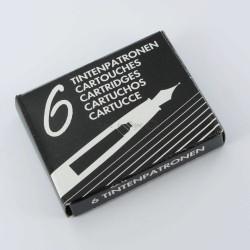 Lot de 5 boîtes Cartouches Noires standards
