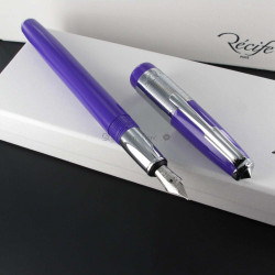 Stylo Plume Recife® Riviera Press Slim Violet