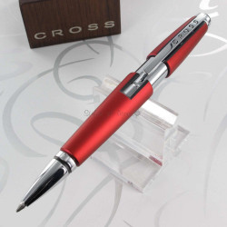 Stylo Roller Cross® Edge Rouge Intense