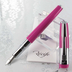 Stylo Plume Recife® Riviera Baby Press Rose