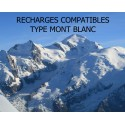 RECHARGES TYPE MONTBLANC