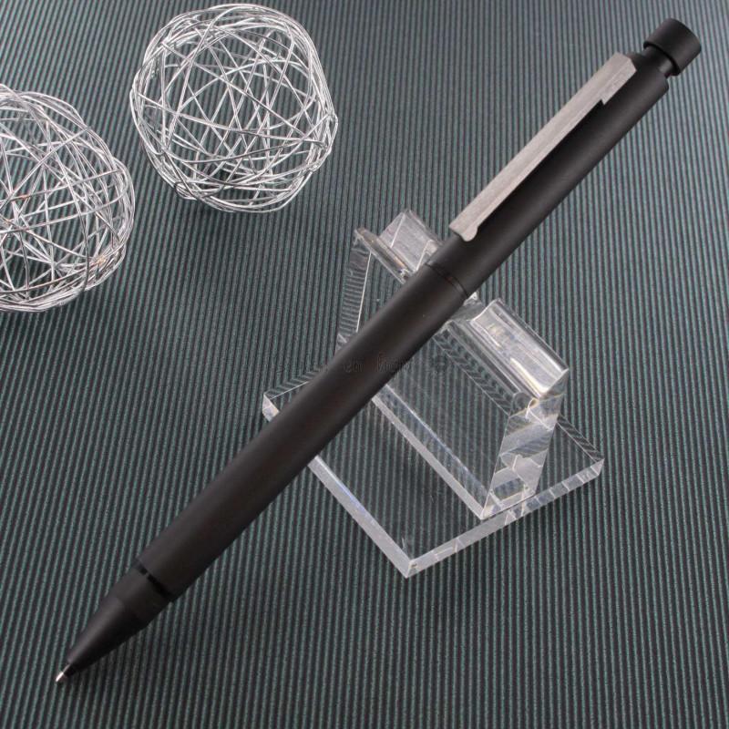 """Stylo LAMY """"Twin Pen cp"""" Multi-Fonctions Laque Noire Mate (Bille noire et mine 0,5)"""