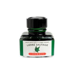 Flacon d'encre Lierre Sauvage 30 ml J. Herbin®
