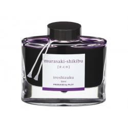 Flacon d'encre Violette Murasaki Shikibu 50 ml Iroshizuku Pilot®