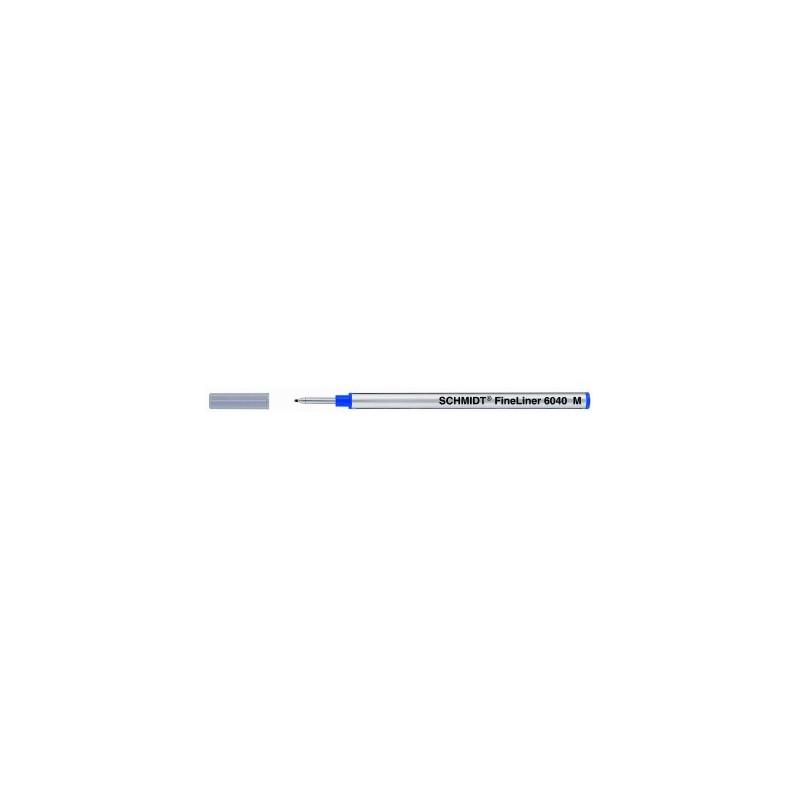 Recharge (6040) FINELINER SCHMIDT BLEUE (AURORA).
